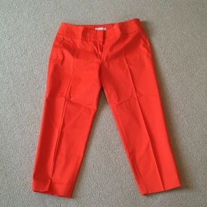 Women's cropped pants